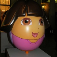 100. Dora the Explorer by Nick Jr