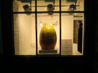 4. Yoni (ova 1) by Michael Petry (sponsored by Berengo Studios, Italy; glass work by Silvano Signoretto)
