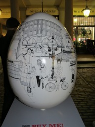 44. Eggs in the City by Lindsey Spinks
