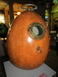 51. Egg Tank by Mark Hayward