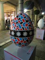 72. L'uovo Moderno by Richard Kirwan