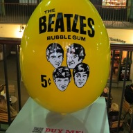 86. Beatles Bubble Gum by Vincent McEvoy