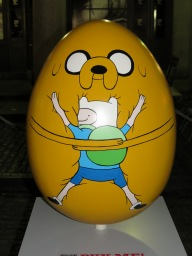 "97. Adventure Time ""Bro Hug"" by Cartoon Network"