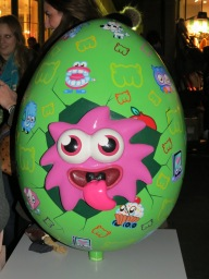 98. IGGY Eggy by Moshi Monsters