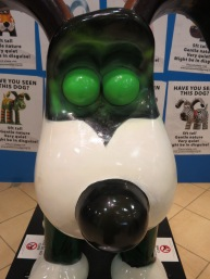 71 - The Green Gromit
