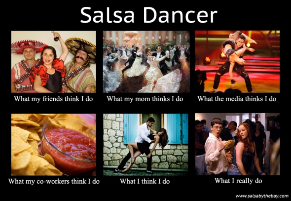 Salsa Dancer